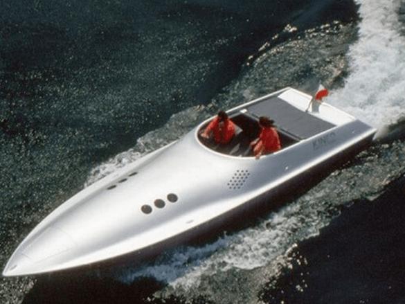 Porsche Speedboot