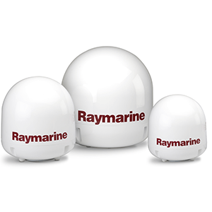 Raymarine Satelliet TV