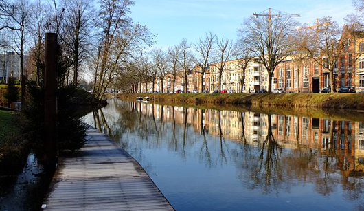 Vaarroute Brabant