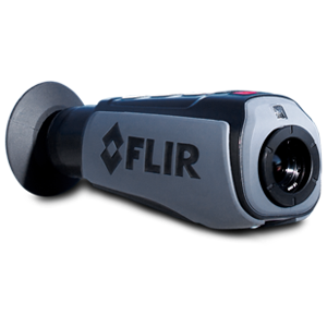 Flir handheld thermal camera