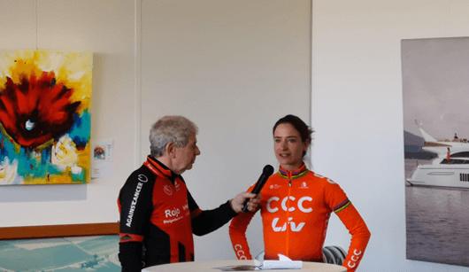 Interview met Marianne Vos