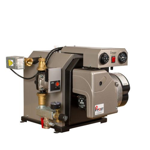 Post Marine Caminus boiler
